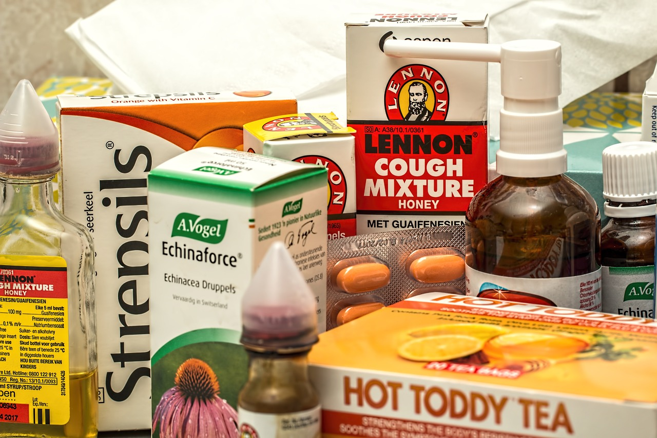 What is really effective in fighting colds?
